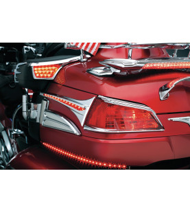 LED Saddlebag Accent Swoops